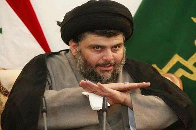 دفاع مقتدی صدر از ایران مقابل تحریمهای آمریکا
